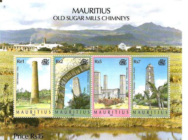 MS MAURITIUS SUGAR MILLS