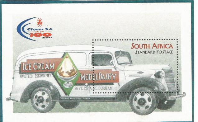 MS SA ICE CREAM VAN