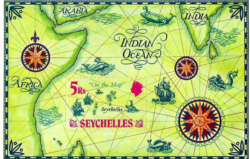MS SEYCHELLES MAP