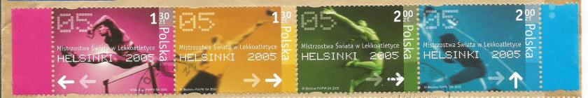 POLAND ATHLETICS