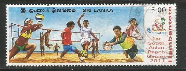 SL IST ASIAN BEACH GAMES