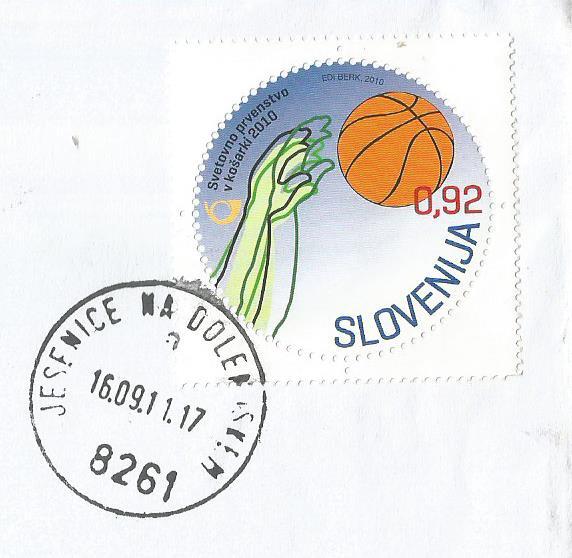 SLOVENIA BBALL