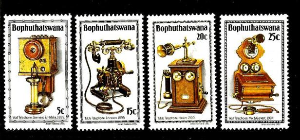 BOPHUTSWANA TELEPHONES