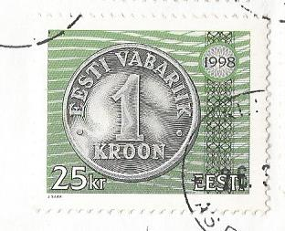 ESTONIA COIN