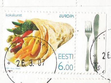 ESTONIA FOOD