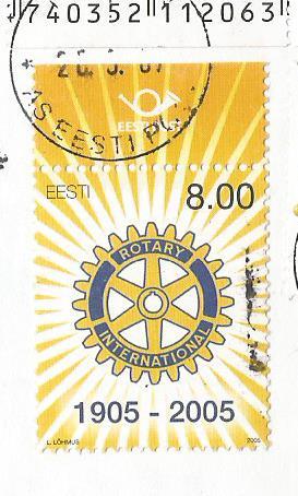 ESTONIA ROTARY