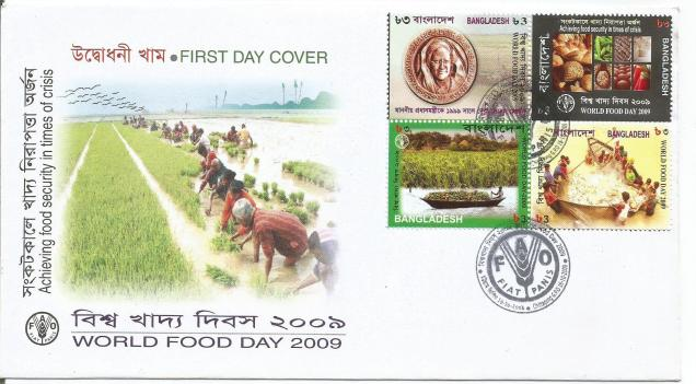 FDC BANGLADESH WORLD FOOD DAY