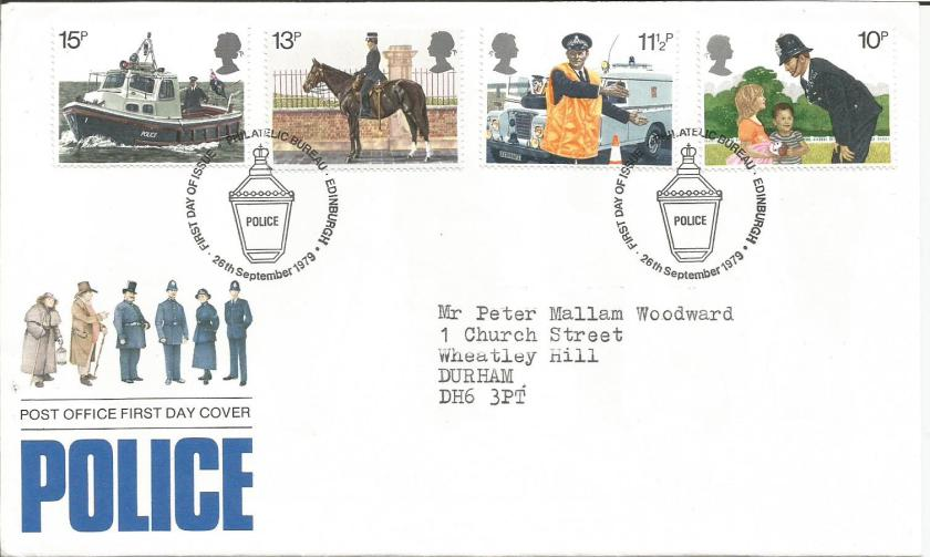 FDC GB POLICE