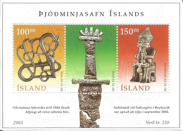 ICELAND NATIONAL MUSEUM MS