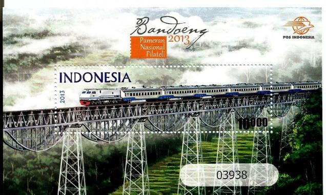 INDONESIA RAILWAY MS