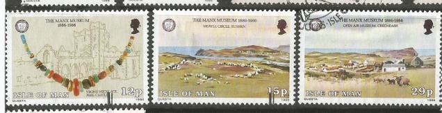 ISLE ON MAN MUSEUM 3V