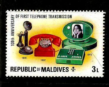 MALDIVES TELEPHONE
