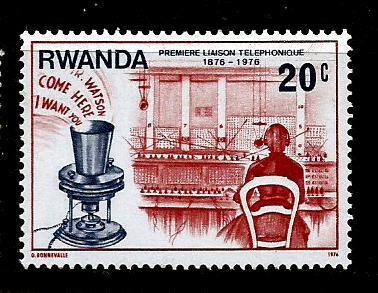 RWANDA TELEPHONE