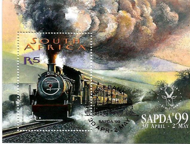 SA RAILWAY MS