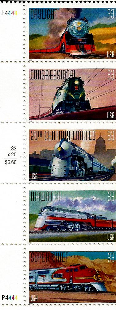 USA LOCOMOTIVES