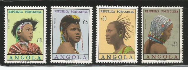 ANGOLA HEAD DRESS
