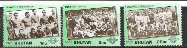 BHUTAN FIFA WC