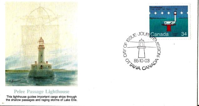 FDC CANADA LIGHT HOUSE1