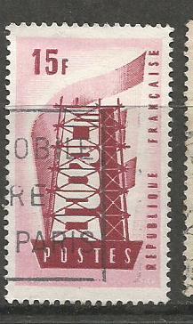 FRANCE EUROPA 1956
