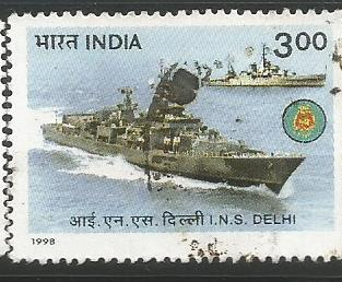 INDIAN NAVY INS DELHI