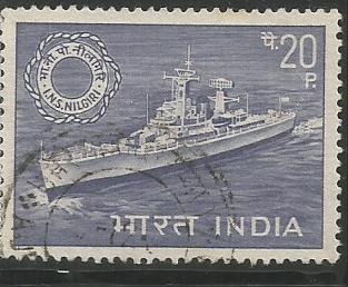 INDIAN NAVY INS NILGIRI