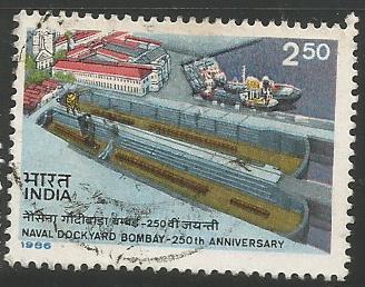 INDIAN NAVY NAVAL DOCKYARD MUMBAI