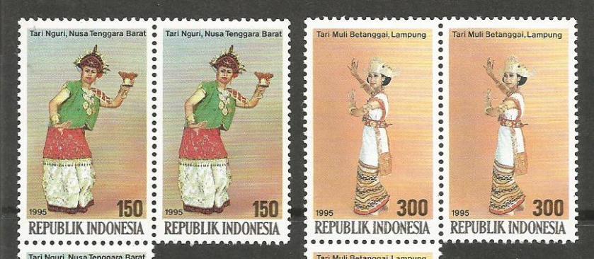 INDONESIA DANCES