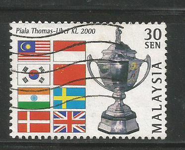 MALAYSIA THOMAS CUP 2000