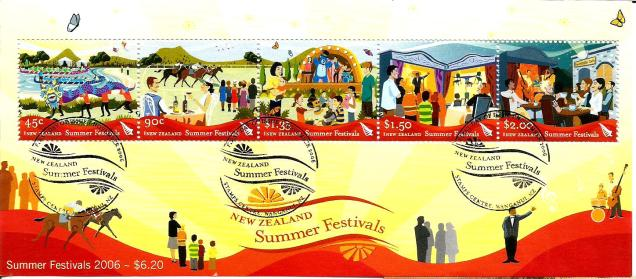 MS NEW ZEALAND SUMMER FESTIVALS