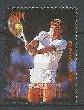 jimmy connors st vincent