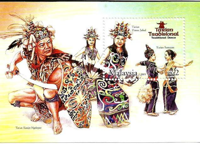 malaysia ms hornbill dance