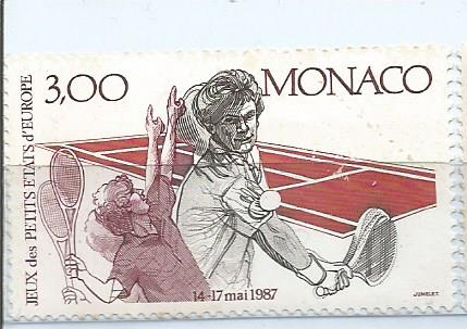 monaco tennis small states games