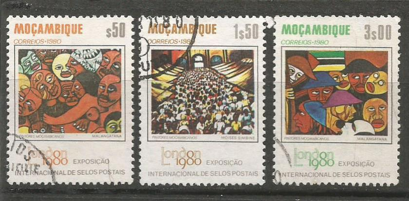 mozambique paintings
