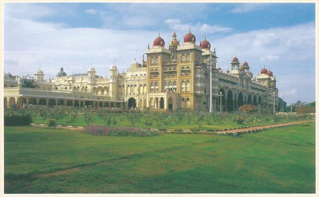 mysore palace pc