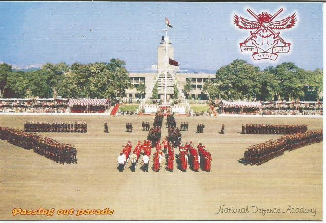passing out parade nda