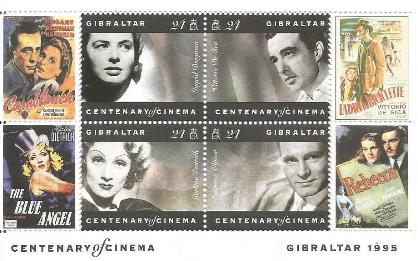 GIBRALTAR CINEMA MS 2