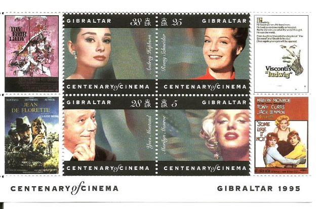 GIBRALTAR MS CINEMA CENT