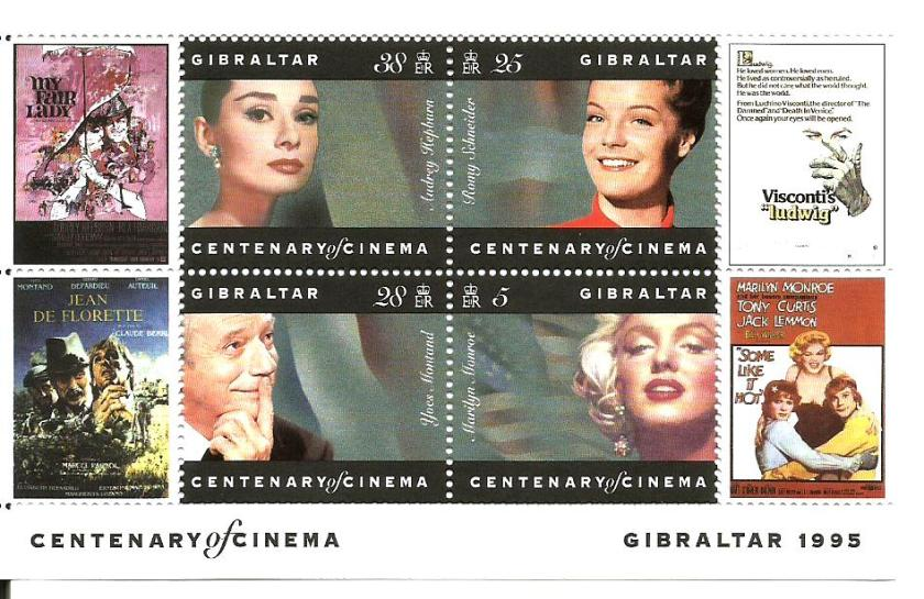 GIBRALTAR MS CINEMA CENT