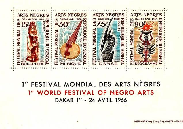 MS FESTIVAL OF AFRICAN ARTS