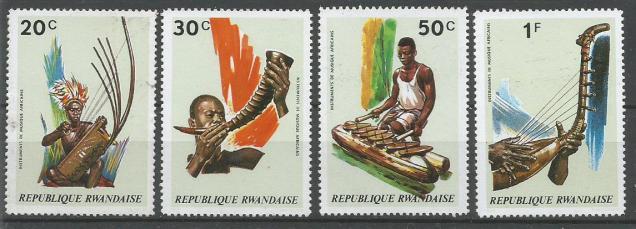 RWANDA MUSICAL INSTRUMENTS