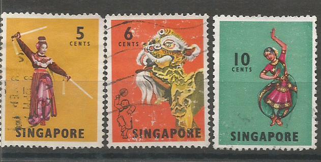 SINGAPORE DANCES 1