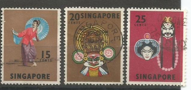 SINGAPORE DANCES 2
