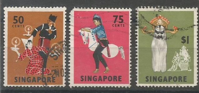 SINGAPORE DANCES 3