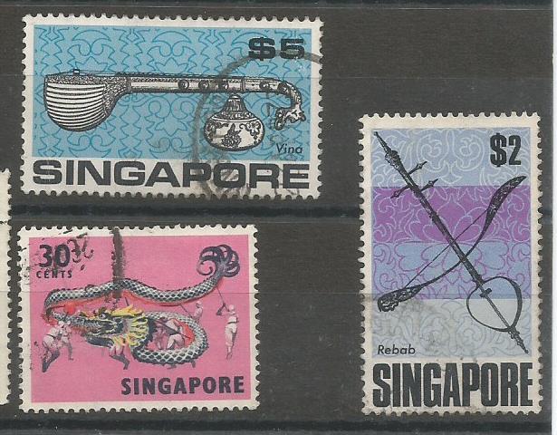 SINGAPORE DANCES 4