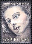 Sweden Ingrid Bergman
