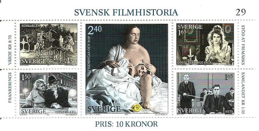 SWEDEN MS CINEMA
