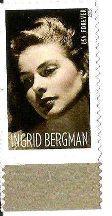 US INGRID BERGMAN 2015