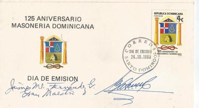 DOMINICA FDC