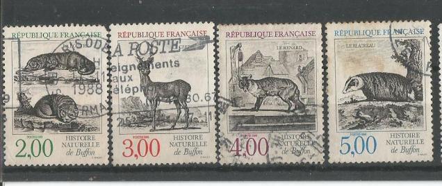 FRANCE FAUNA 92