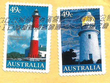 AUSTRALIA LIGHT HOUSES
